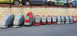 Sale of scrubbers and sweepers