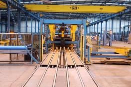 4 Complete lines for cutting steel coils